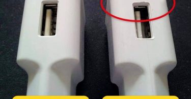 Fake device vs Original device