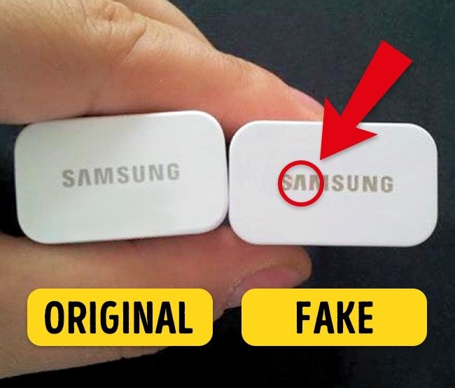 Fake devices in the Fonts