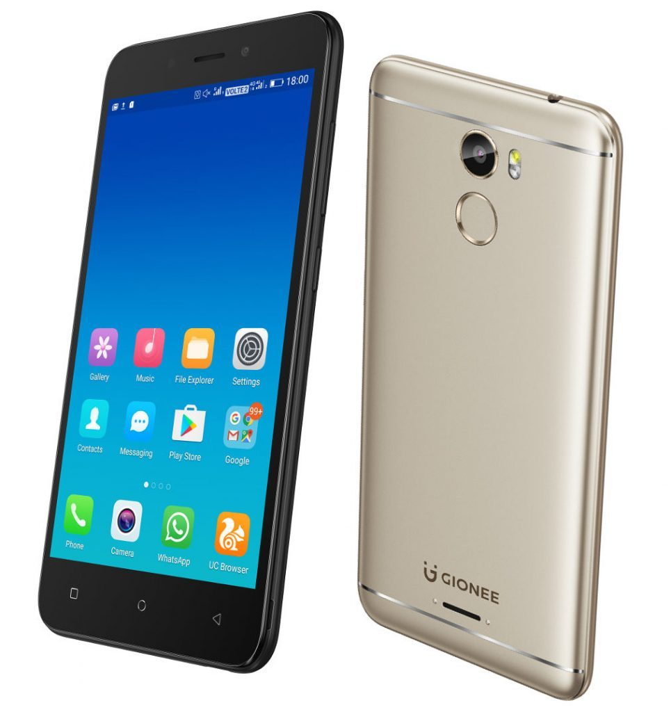 Gionee X1 Smartphone