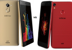 Infinix Hot 4 vs Infinix Hot 5