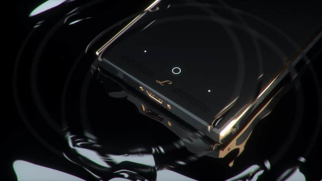 Lamborghini Alpah One phone
