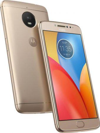 Moto E4 plus smartphone