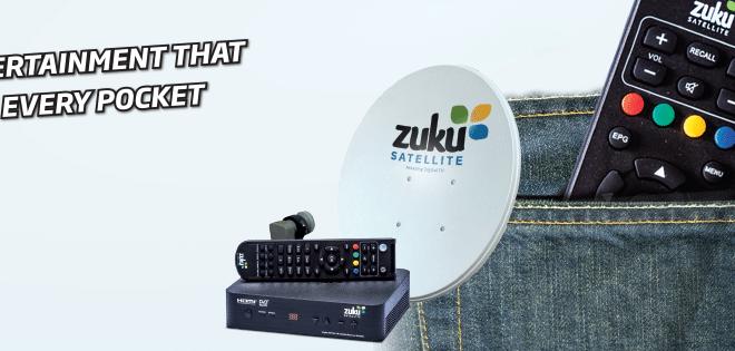 Zuku packages satellite