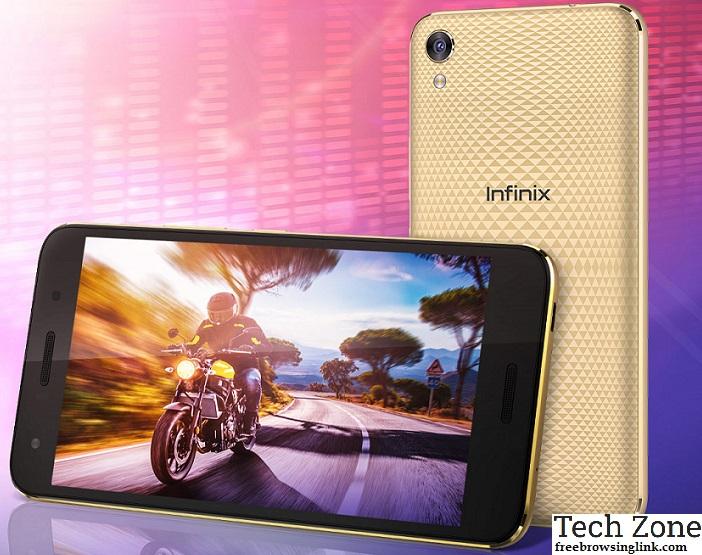 Infinix X608 Flashing