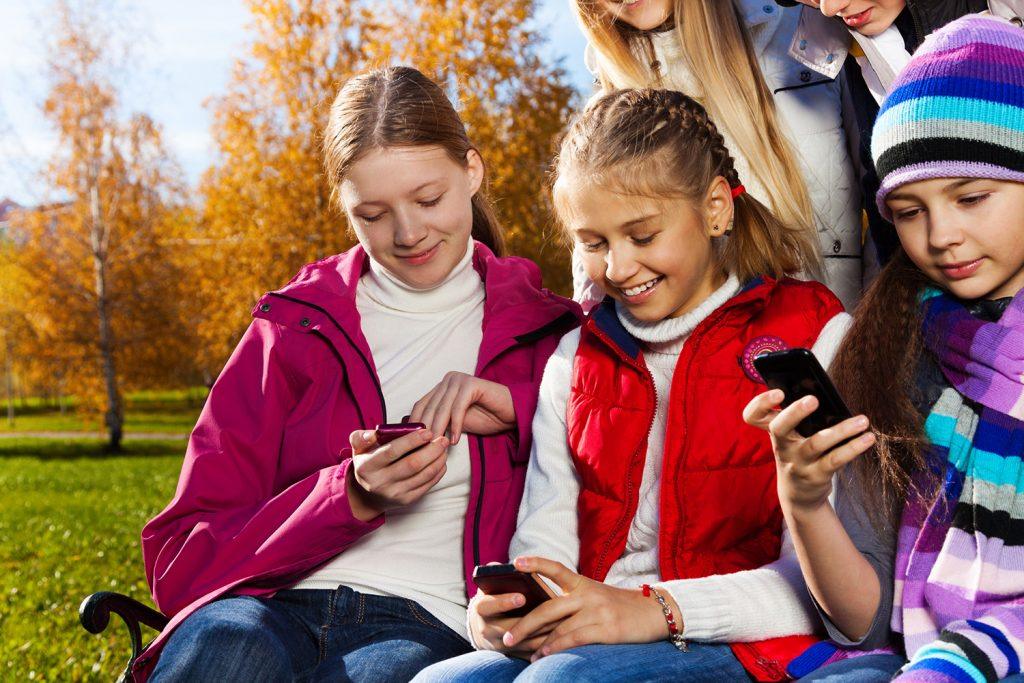 smartphone for teens