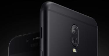 Samsung Galaxy C8 phone
