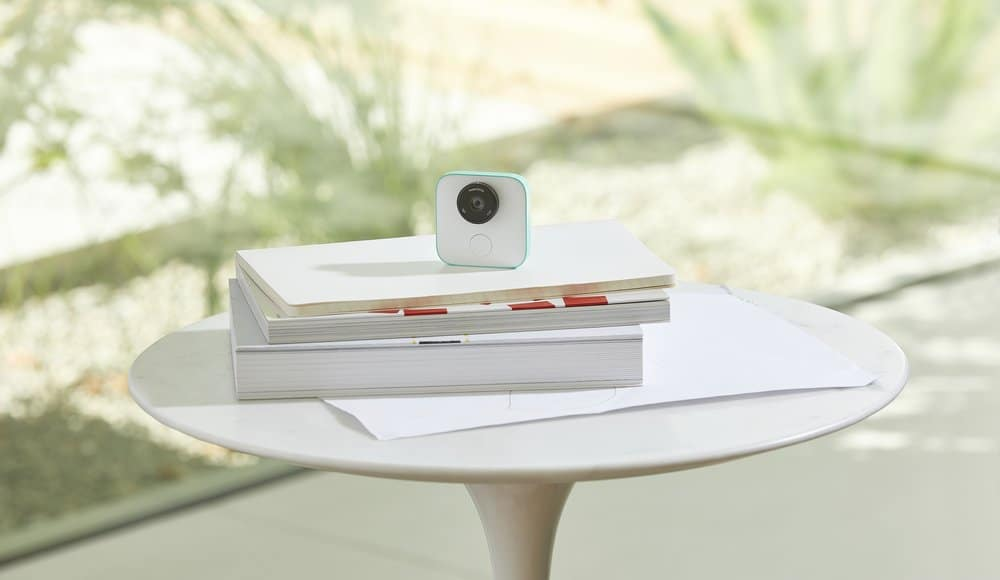 Google clips with lens