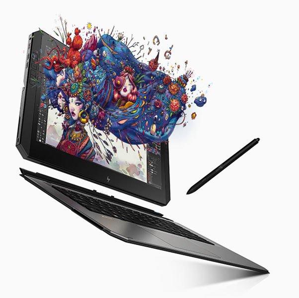 HP ZBOOK x2 tablet