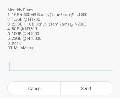 MTN Plans