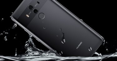 Mate 10 Pro water resistant