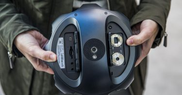 Samsung 360 Round Camera device