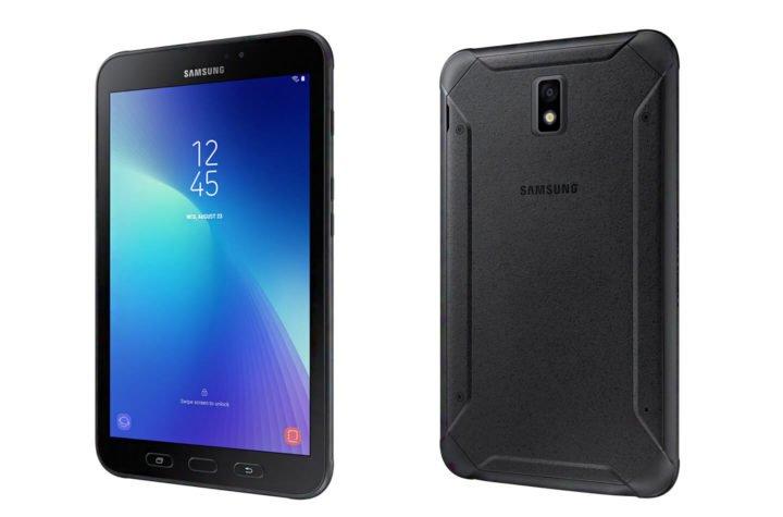 Samsung Galaxy Tab Active 2 device