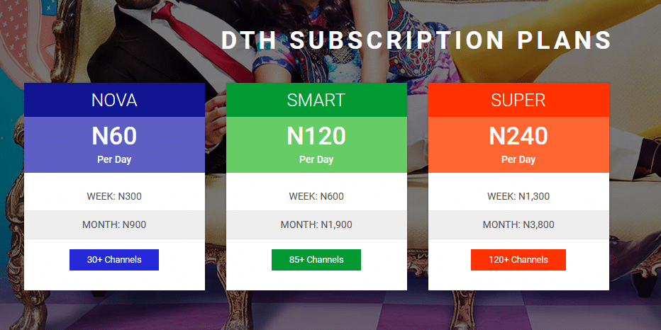 How to pay for Startimes Pay per Day