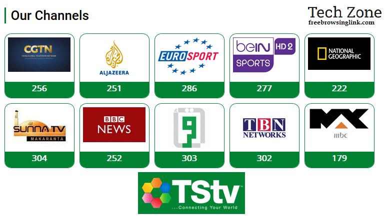 TStv channels