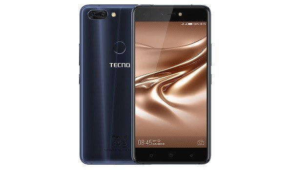 Tecno Phantom 8 dual camera