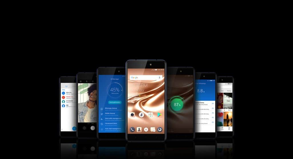 Tecno Phantom 8 phones