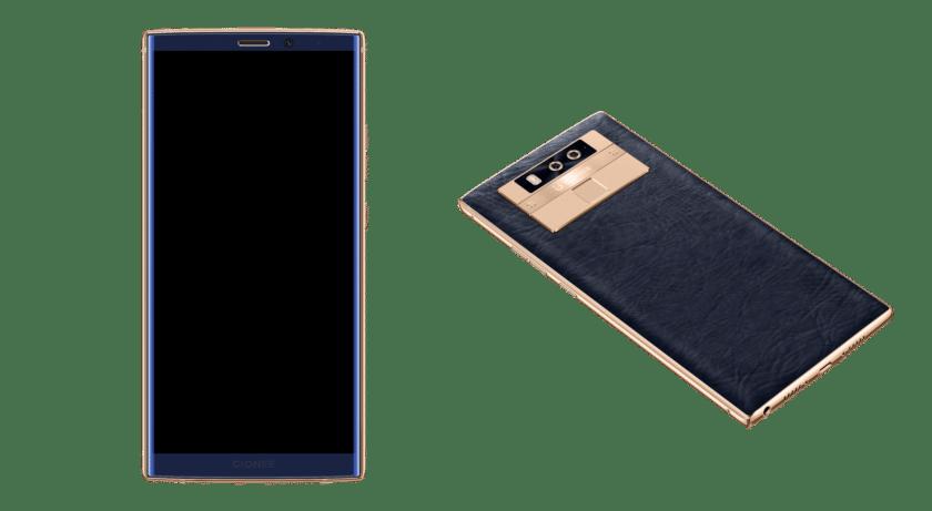 Gionee M7 Plus phone