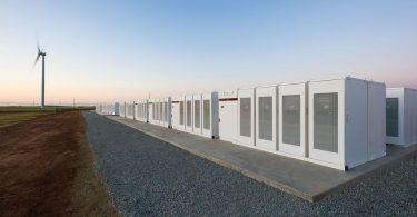 Tesla Powerpacks in South Australia