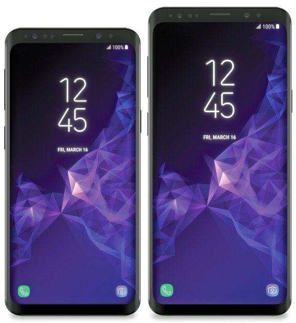 Samsung Galaxy S9 and Galaxy S9 Plus