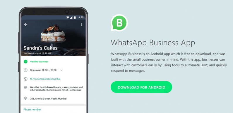 WhatsApp Business1