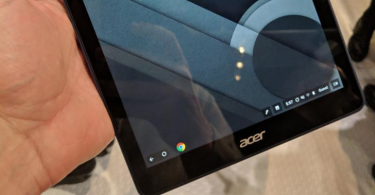 acer chrome os tab