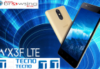 tecno WX3F LTE