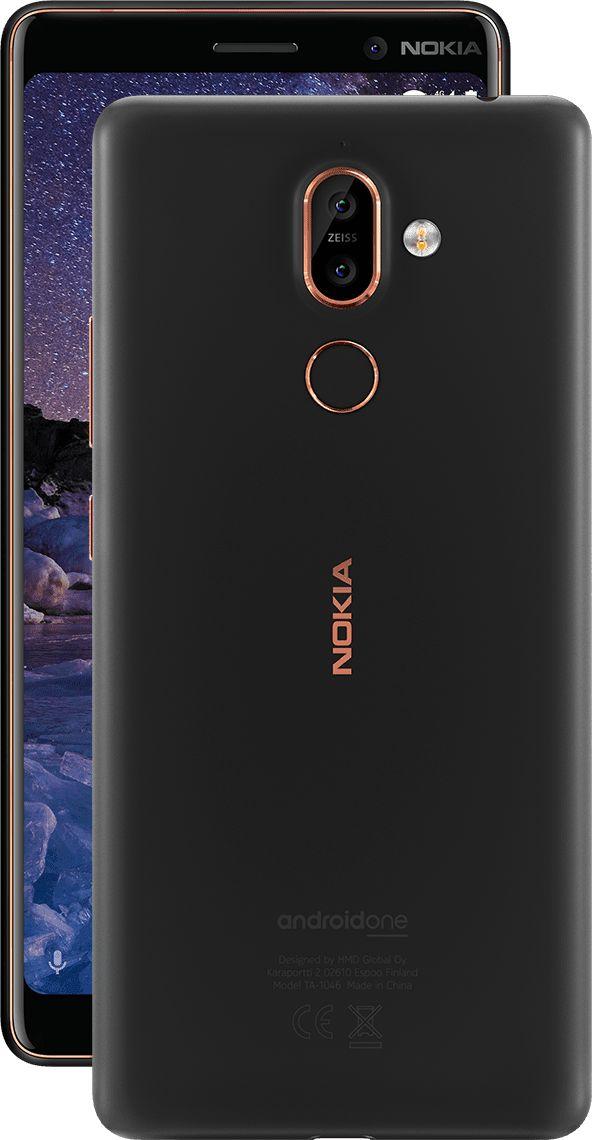 Nokia 7 plus white
