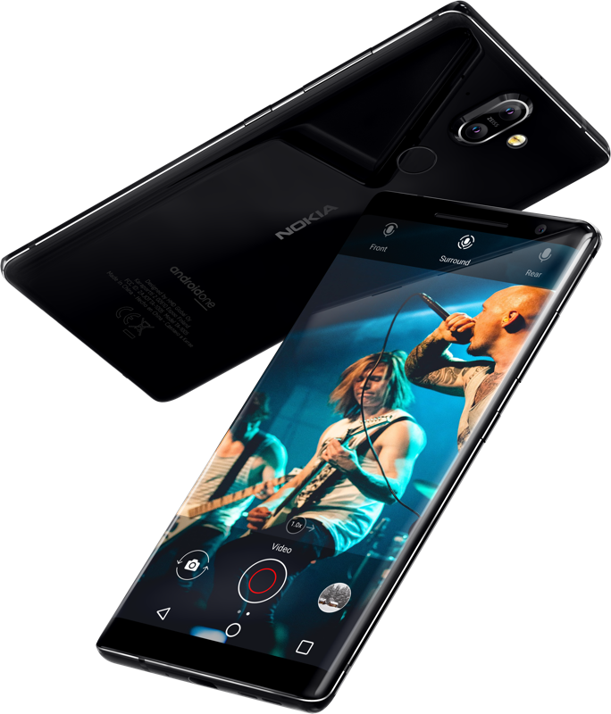 Nokia 8 Sirocco A Stainless Phone For Fans Specs And Price