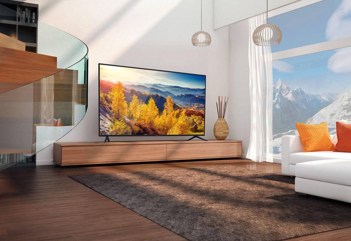Xiaomi's 50-inch Mi TV 4A AI