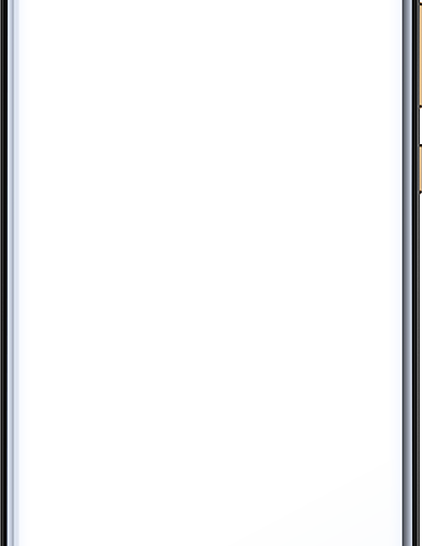 blank bezel-less phone