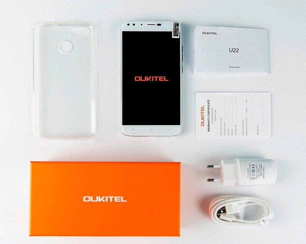 oukitel u22 image