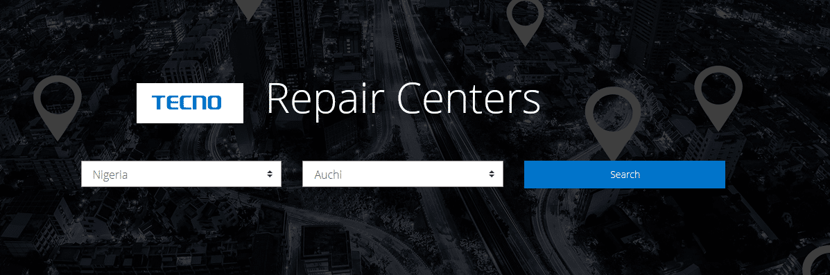 tecno repair office