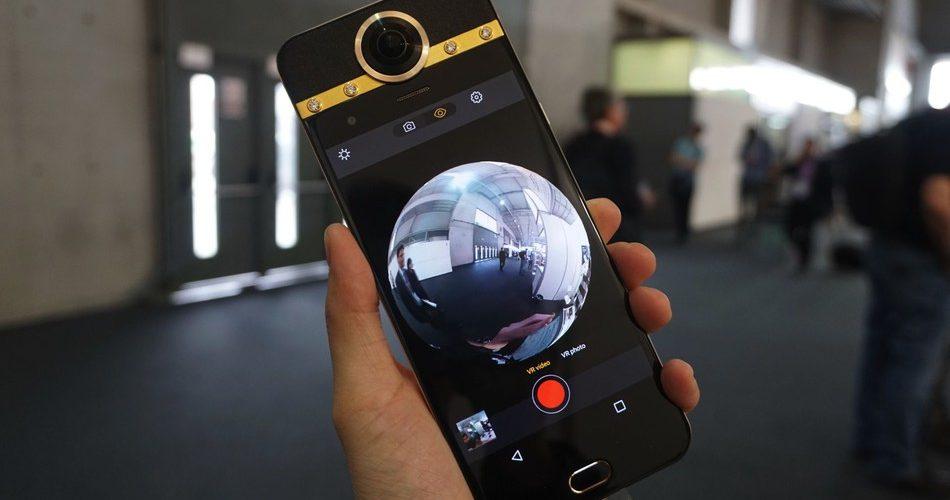 Darling VR phone