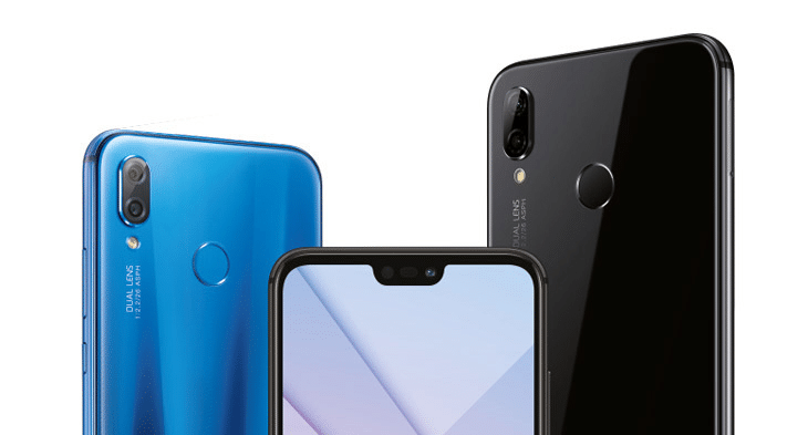 Huawei Nova 3e with Glass Notch Display - Specs and Price