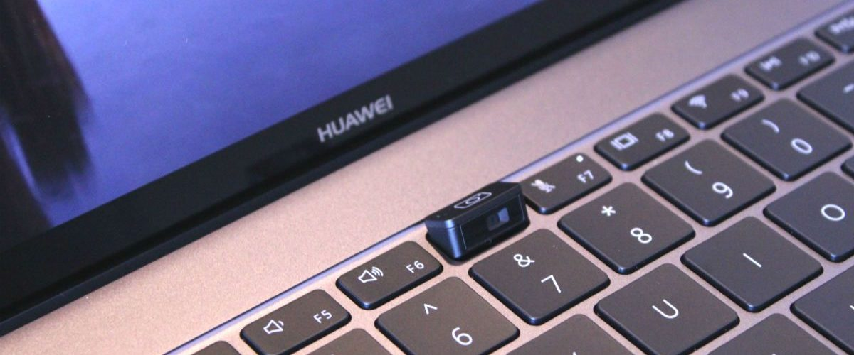 Huawei Matebook X Pro webcam