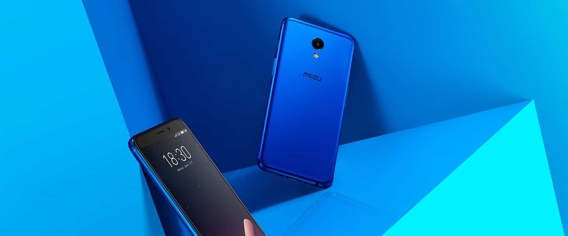 Meizu M6s phone