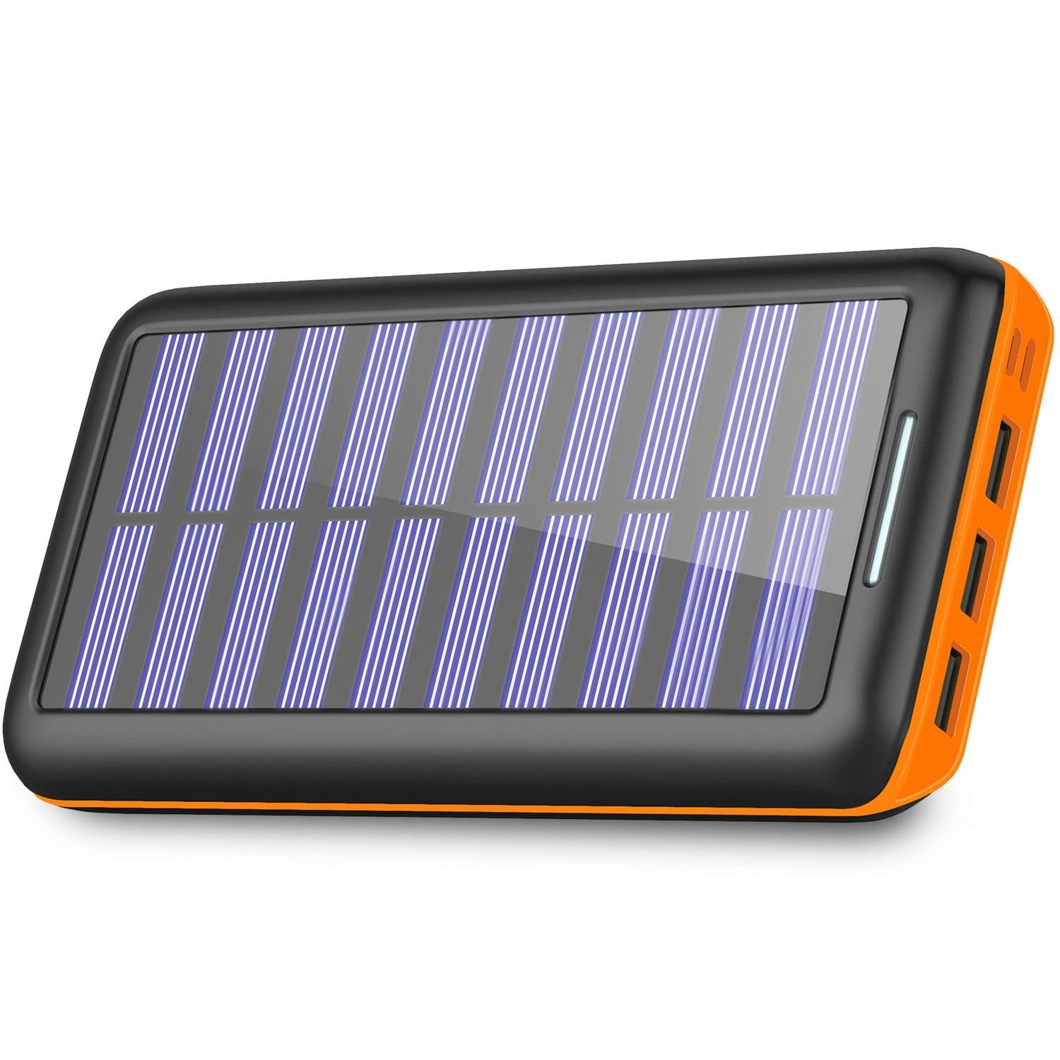 Top 10 Best Solar Power Bank Charger In 2018 Buying Guide