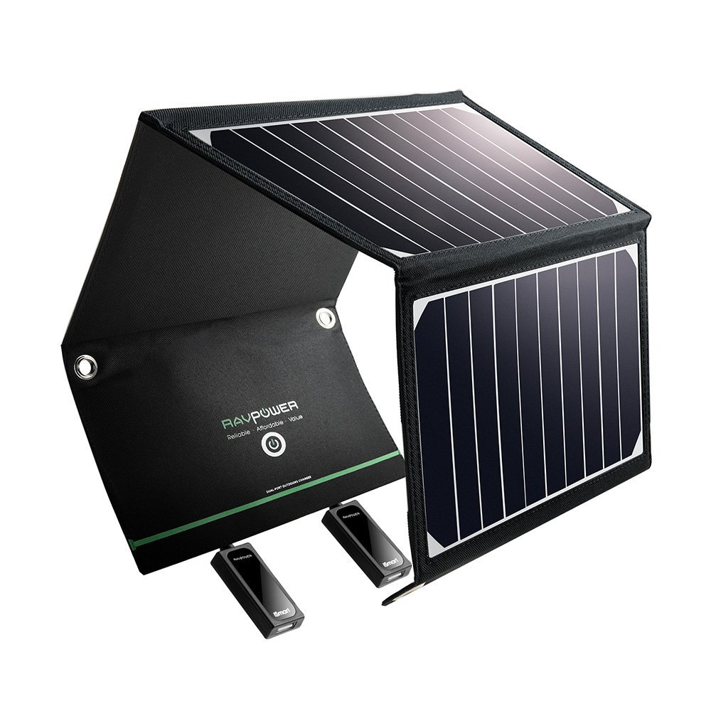 RAVPower 16W Solar Charger