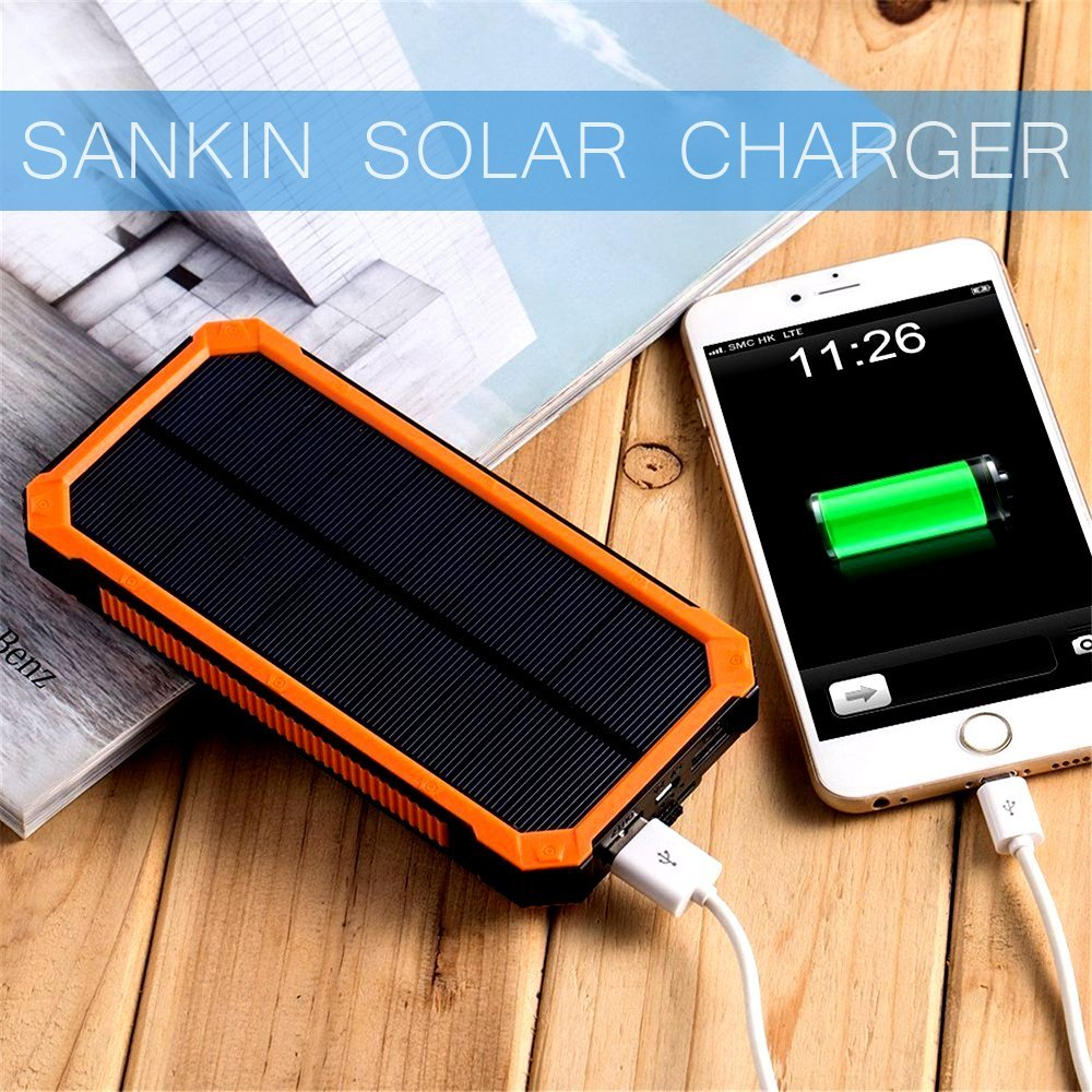 Sankin Portable Power Bank