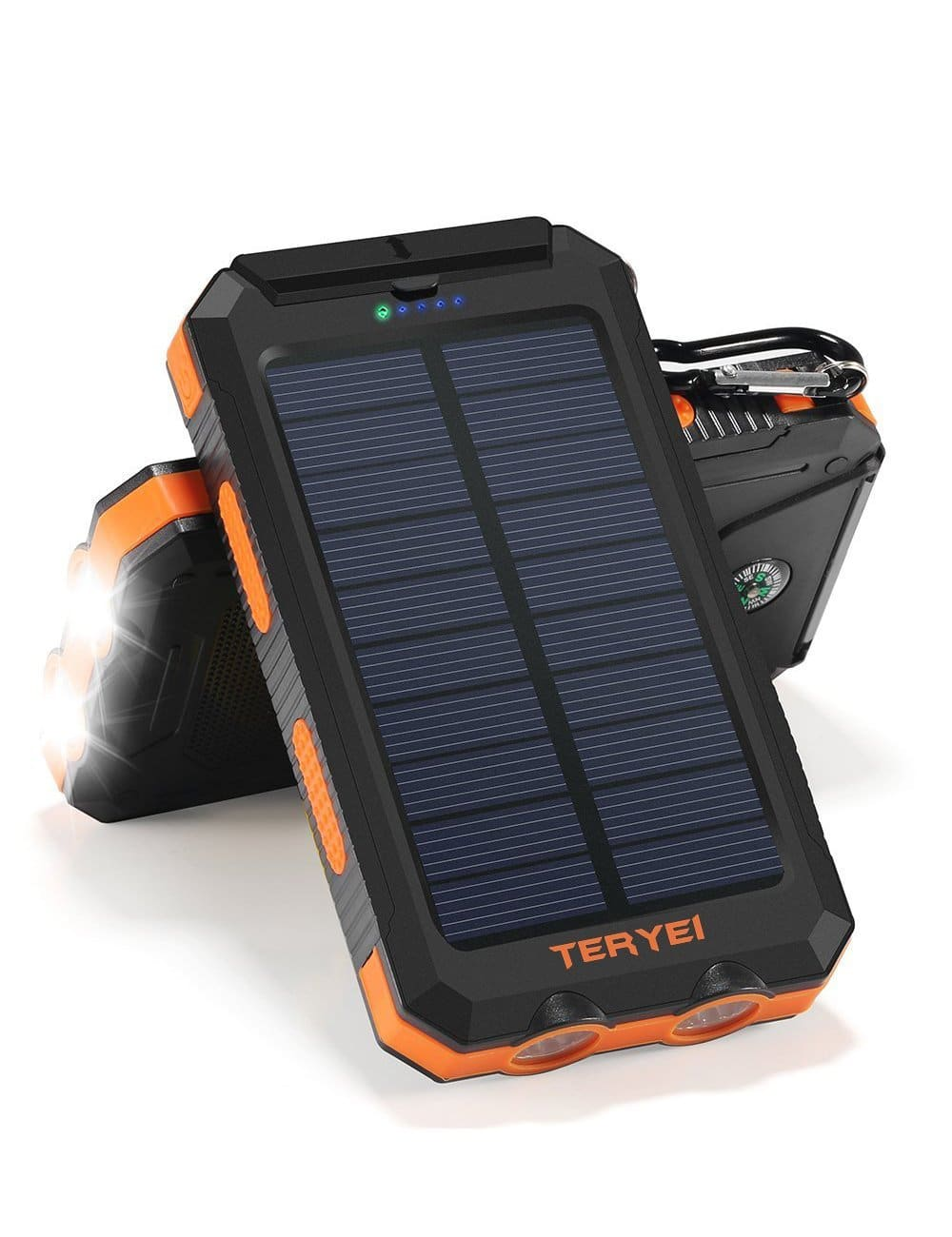 Top 10 Best Solar Power Bank Charger in 2018