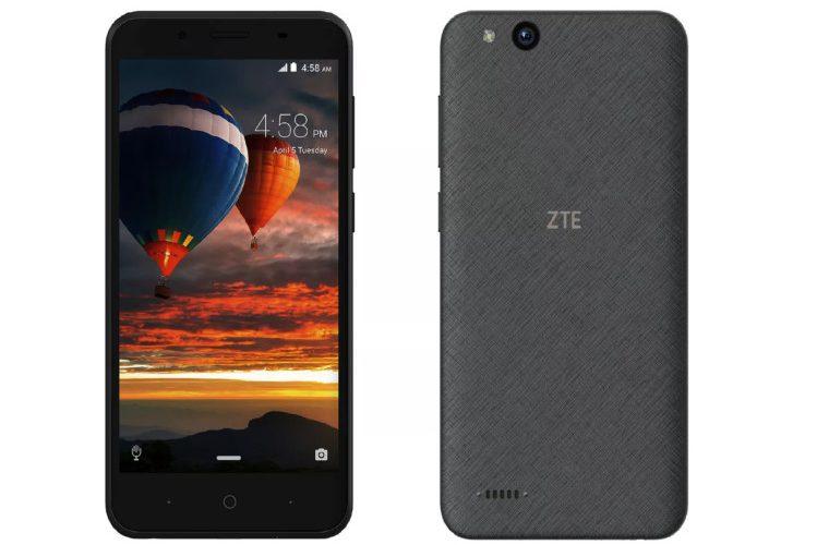 ZTE Tempo Go phone