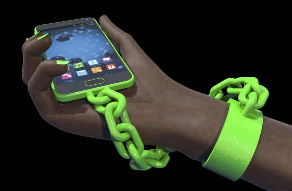 chained to your phone