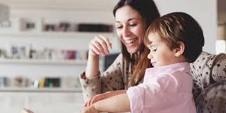 parent and kids