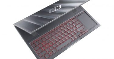 Notebook Odyssey z laptop