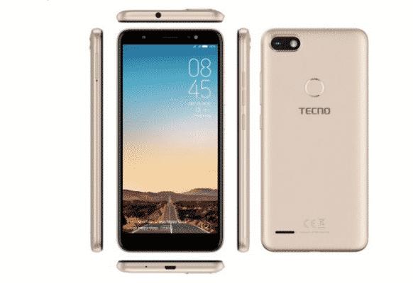 Tecno Camon I Sky phone