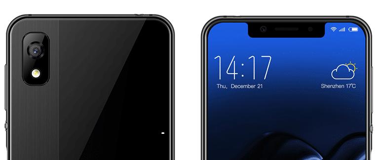 elephone A4 phone