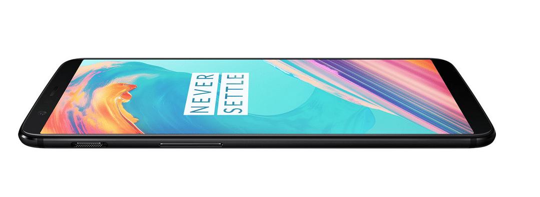 OnePlus 5T phone