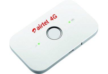 Airtel 4G LTE MiFi Router