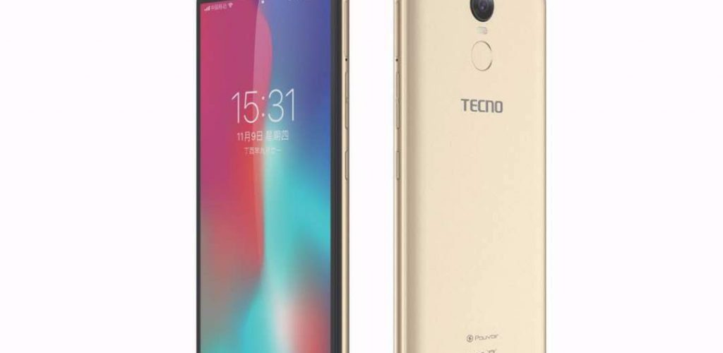 Tecno Pouvoir 2 Pro Specs and Price - Nigeria Tech Zone
