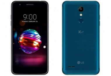 LG K11 Plus and K11 Alpha